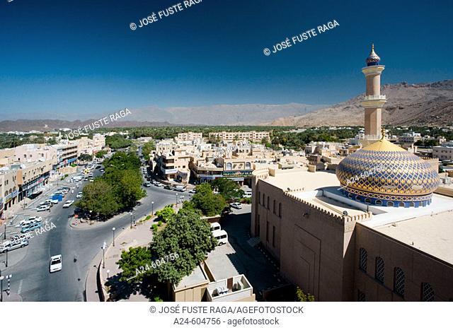 Oman. Nizwa City. Main Mosque