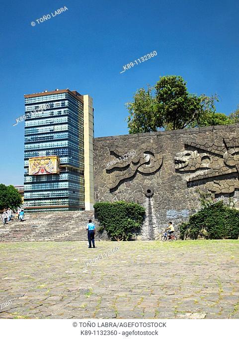 Rectoría , Universidad Nacional Autónoma de México (UNAM), Ciudad México