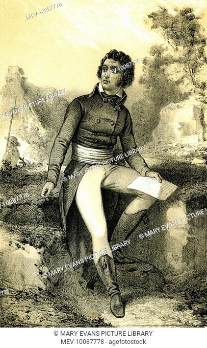 JOSEPH, comte de PUISAYE French royalist, military  commander