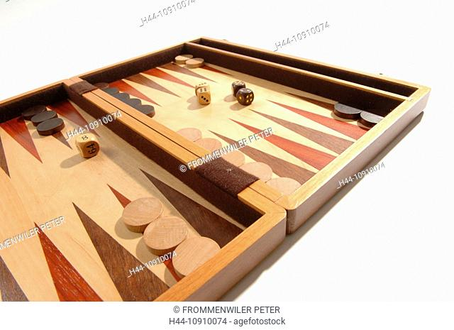 Backgammon, luck, gambling, cube, dice, board play, strategy, play, throw, play, game