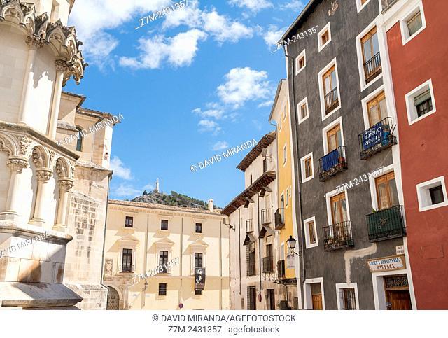 City of Cuenca (UNESCO World Heritage Site), Castile-La Mancha, Spain