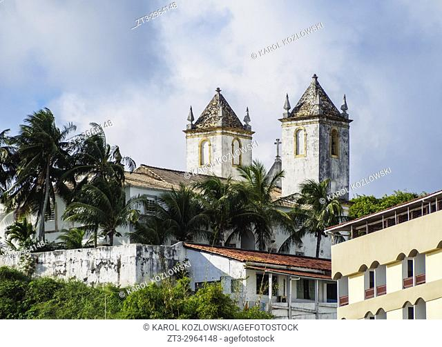 Santo Antonio da Barra Church, Salvador, State of Bahia, Brazil
