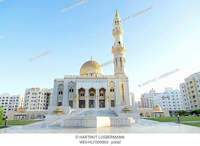 Oman, Muscat, Al Zawawi Mosque