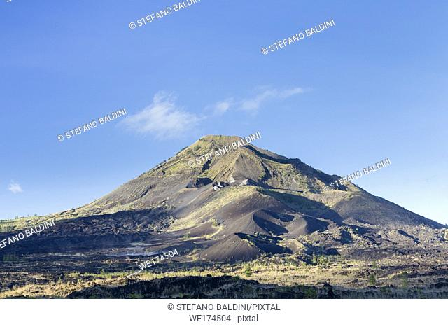 Gunung Batur volcano, Bali, Indonesia