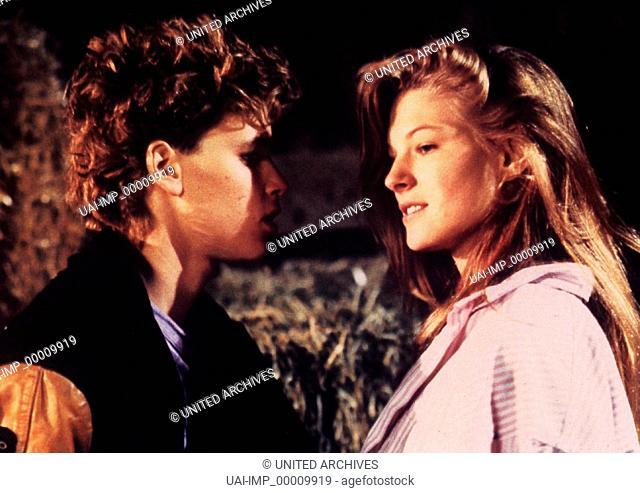 Watchers - Gnadenlos gejagt, (WATCHERS) CDN 1988, Regie: Jon Hess, COREY HAIM (li)