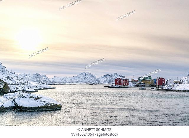 Nyksund, Vesterålen, Norway