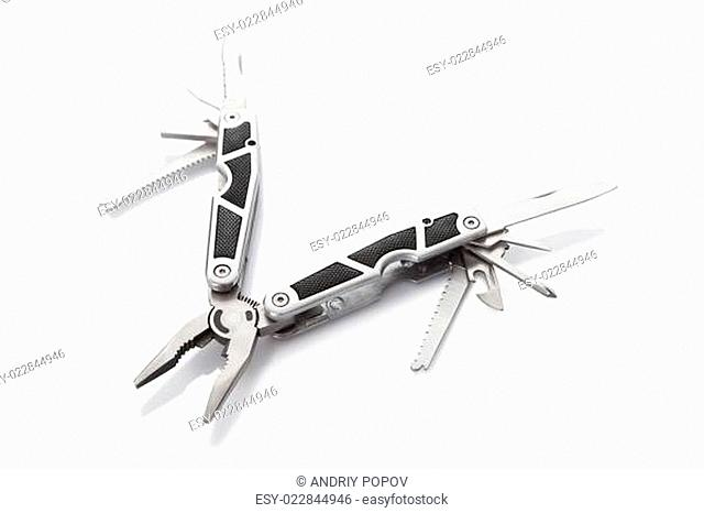 Pliers with multipurpose tools