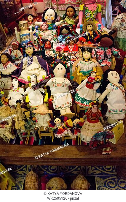 Mexican Folk Art Museum, Xcaret, Mexico