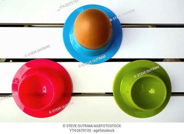 Plastic Egg Cups