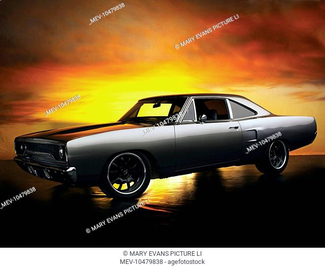 FAST & FURIOUS [US 2009] aka FAST & FURIOUS 4 Letty's 1970 Plymouth Road Runner The Hammer