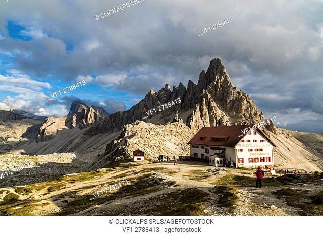 Sesto Dolomites, Trentino Alto Adige, Italy, Europe