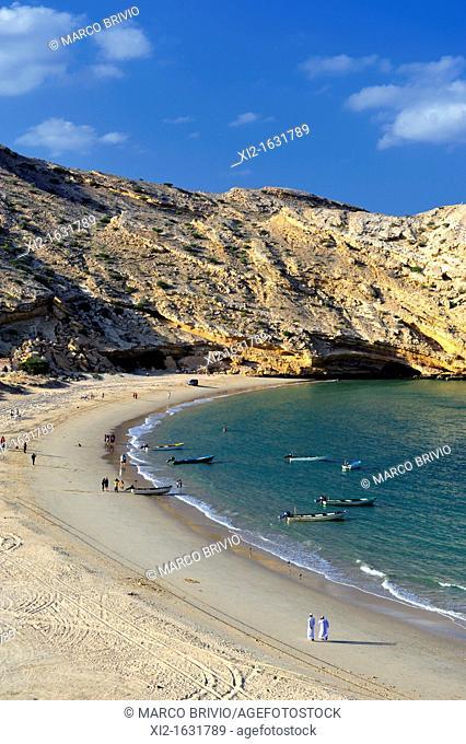Bandar Jissah  Jissah Beach  Muscat, Oman