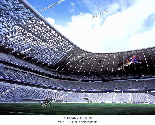 Alianz Arena, Munich, Bavaria, Germany