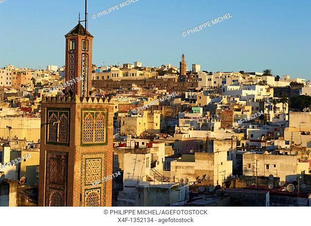 Morocco, Tangier Tanger, the medina, old city