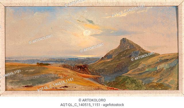 Cleve Toot, near Bristol, William James Muller, 1812-1845, British