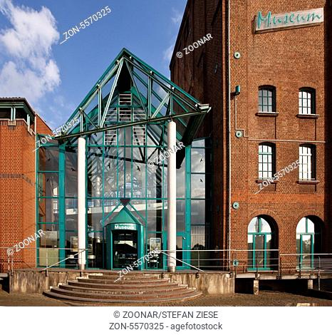 Culture and Local History Museum, Duisburg,Germany