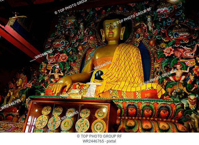 Nepal Buddha