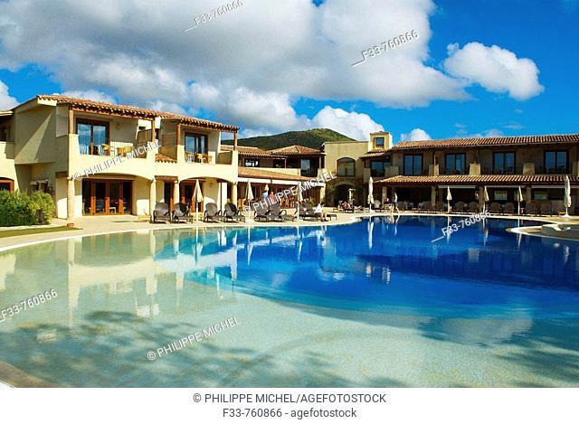 Hotel Matta Village, Budoni, Gulf of Olbia, Sardinia, Italy