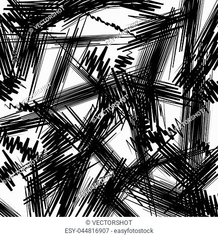 Edgy zigzag lines shapes Stock Photos and Images | age fotostock