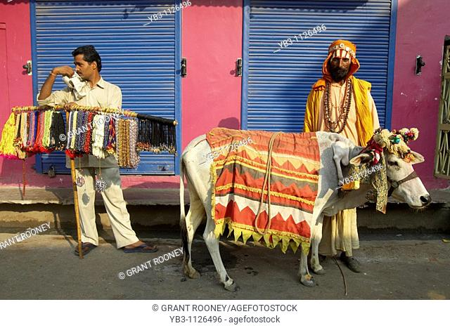 Sadhu, Pushkar Camel Festival, Rajasthan, India