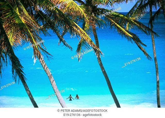 Bottom Bay. Barbados. West Indies