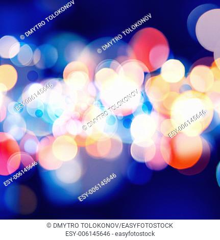 Abstract disco and party background