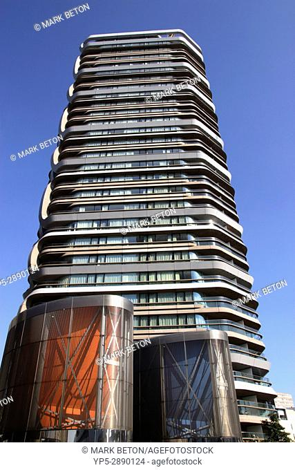 Canaletto Tower City Road Islington London