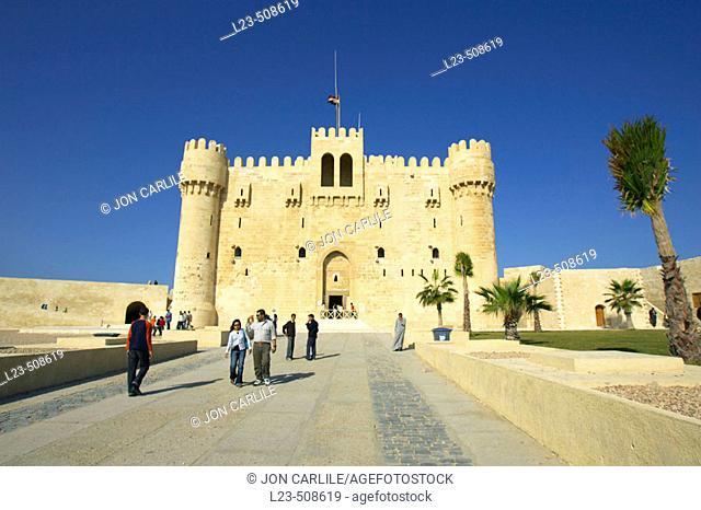 Fortof Qaitbey, Alexandria, Egypt