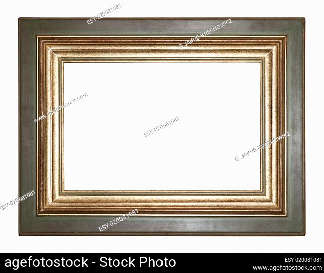 Picture frame with clipping path