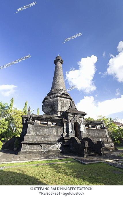 Puputan monument, Klungkung or Semarapura, Bali, Indonesia