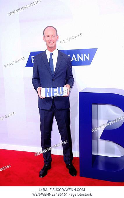 Bertelsmann Party 2016 at Bertelsmann Repraesentanz. Featuring: Thomas Rabe Where: Berlin, Germany When: 08 Sep 2016 Credit: Ralf Succo/WENN.com