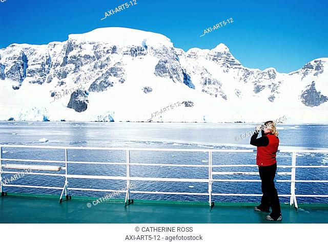 South Shetland Island, Antarctic Peninsula, Antarctic