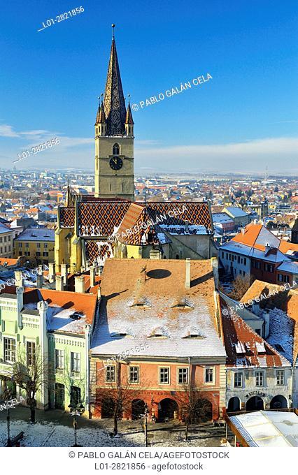 Sibiu Lutheran Cathedral (Romania)