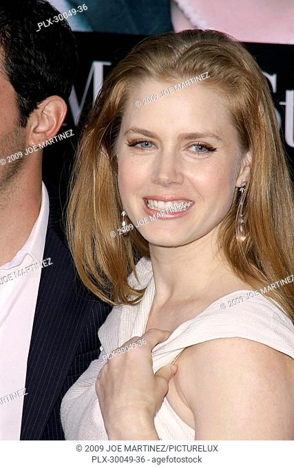 Amy Adams at the Premiere of Sony Pictures' Julie & Julia- Arrivals held at the Mann's Village Theatre in Westwood, CA July 27,2009