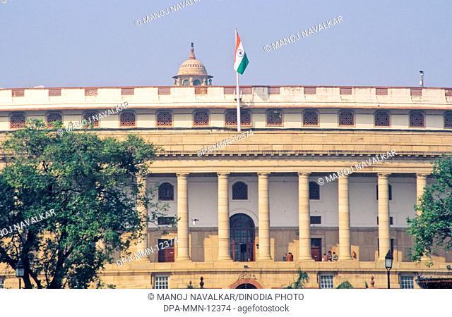 Parliament House , New Delhi , India