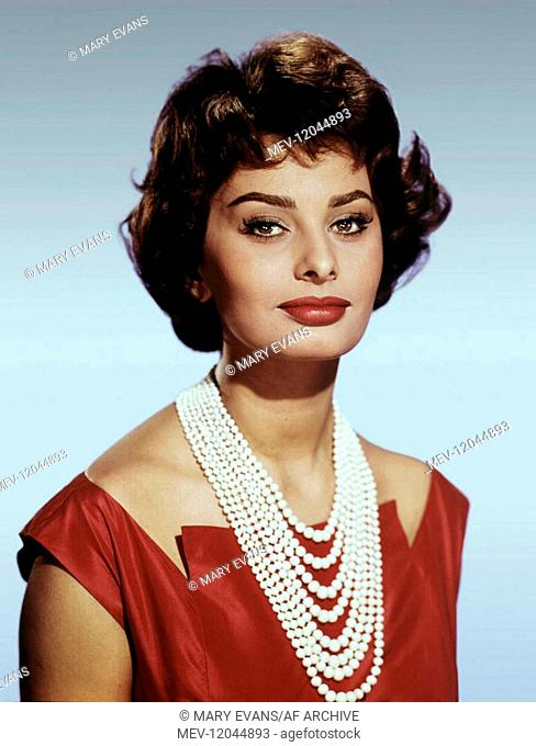Sophia Loren Actress 01 May 1968