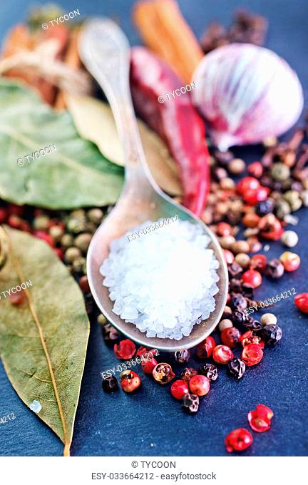 spice and salt