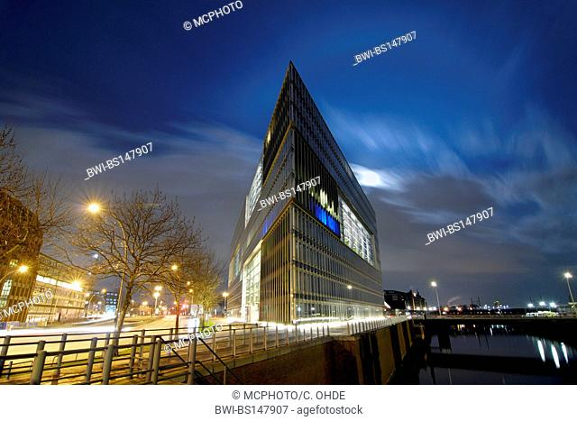Deichtor-Centre in Hamburg, Germany, Hamburg