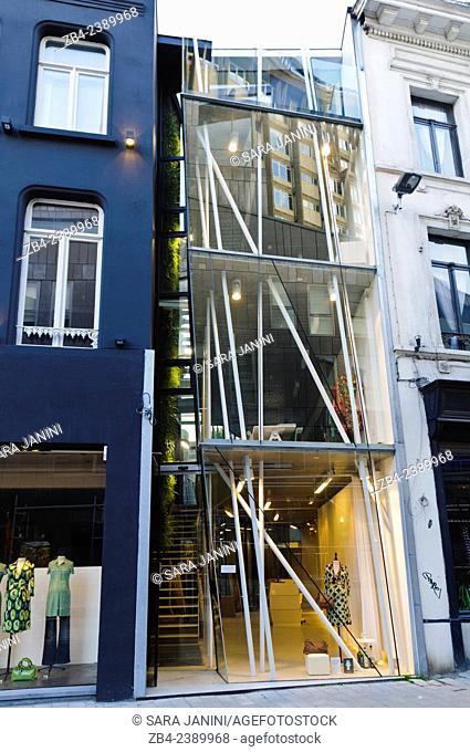Boutique, Antwerp, Belgium, Europe