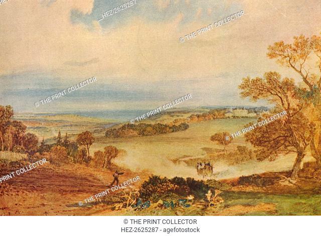 'Beauport, near Bexhill', 1810. Artist: JMW Turner