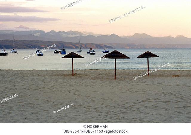 Sunset view, Plettenberg Bay, Western Cape
