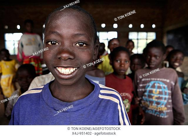 In Burundi, many new schools are currently buing built after peace has come  Half a million Burundi people fled during the war 2003-2006 to Tanzania but almost...