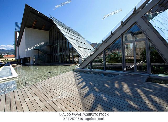 MuSe Science Museum, Trento, Italy