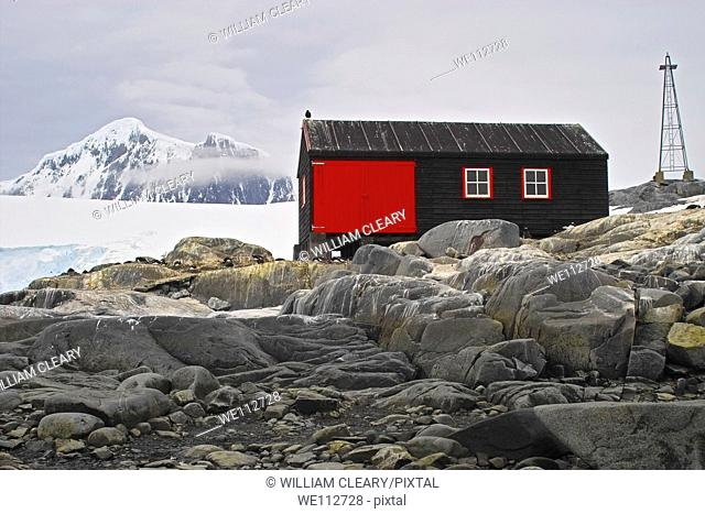 Port Lockroy station, Antarctica