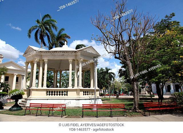 Central Park Gazebo Villa Clara, Santa Clara, Cuba
