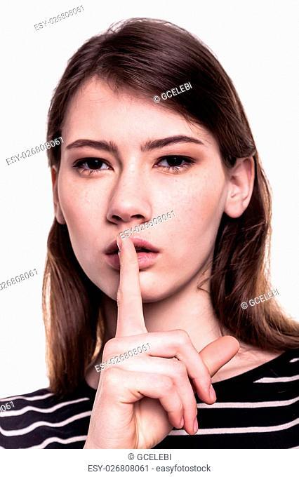 shhhhh - Keep Silence