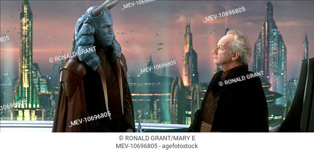 STAR WARS: EPISODE II - ATTACK OF THE CLONES IAN MCDIARMID