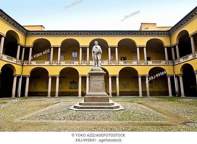 University, Pavia, Italy