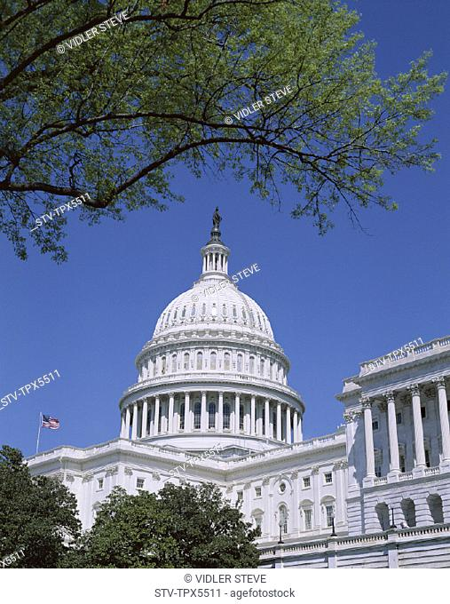 America, Building, Capital, Capitol, Capitol hill, Holiday, Landmark, Region, Tourism, Travel, United states, USA, Vacation, Was