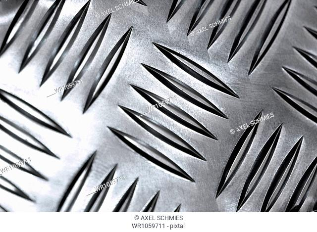 Stainless steel chequer plate